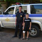В Яранске сотрудник ГИБДД оказал травмированному ребенку первую помощь и доставил его в больницу