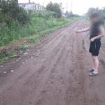В Зуевском районе молодые люди избили битой 17-летнего парня и увезли его в багажнике к себе домой