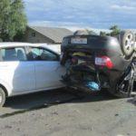 УГИБДД: В аварии на Советском тракте пострадали четыре человека