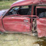 В Малмыжском районе столкнулись «ВАЗ–21074» и фургон «Peugeot Boxer»: четыре человека получили травмы