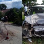 В Нолинске столкнулись Mitsubishi и «Лада Калина»: в аварии пострадали две женщины