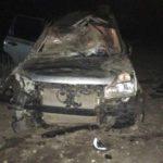 В Пижанке «Ниссан»врезался в опору ЛЭП: четверо человек госпитализированы