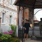 В Нолинске открыли памятник Борису Чиркову