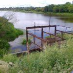 В Уржумском районе начали ремонтировать гидроузел
