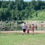 Городской пляж Кирова закроют 14 августа