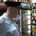 В Кирове полицейские пресекли незаконную реализацию алкоголя в круглосуточном магазине