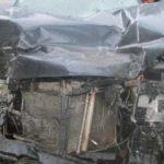 В Кирове иномарка столкнулась с пассажирским автобусом: три человека травмированы
