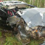 В Нагорском районе водитель опрокинул ВАЗ-2115 в кювет: пострадал 7-летний ребенок