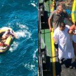 «Мы молились и верили в чудо»: Чета из Новороссийска пять дней дрейфовала в открытом море в резиновой лодке