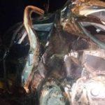 В Оричевском районе пьяный водитель «Пежо» улетел в кювет: четыре пассажира получили травмы