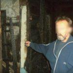 В Кирове задержали подозреваемого в поджогах домов