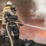 В Малмыжском районе на пожаре в жилом доме погибла женщина