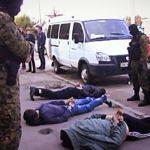 Бойцы кировского СОБРа помогли задержать группу вооруженных грабителей, совершивших серию разбойных нападений