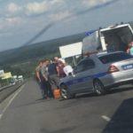 На выезде из Кирова водитель Toyota Avensis сбил 47-летнюю женщину: кировчанку увезли в больницу