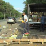 В Кирове впервые прошел рейд с изъятием инвентаря у уличных торговцев