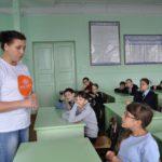 «Кировэнерго»: уржумские школьники посетили урок электробезопасности и энергосбережения