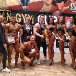 Кировчане успешно выступили на Открытом турнире по бодибилдингу и фитнес-бикини