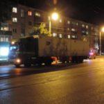 В Кирове фура переехала выпавшего из кабины пассажира: мужчина госпитализирован в тяжелом состоянии