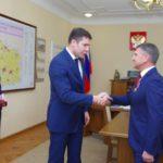 Игорь Маковский отмечен орденом За заслуги перед Калининградской областью