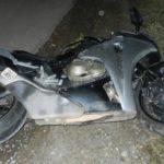 В Кирове мотоциклист врезался в дом: 40-летний мужчина госпитализирован