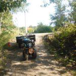 В Кирове 80-летний мужчина упал с мотоблока: пенсионера госпитализировали
