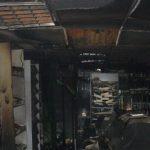 Ночью в Нолинском районе сгорел магазин