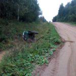 В аварии в Подосиновском районе погиб водитель трактора