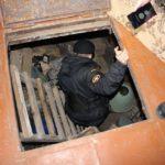 Пытаясь избежать привода в суд, мужчина залез в подполье дома и притворился мертвым