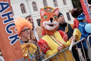 В Кирове открылся IV Международный фестиваль театров кукол «Вятка – город детства»