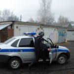 В Кирове пьяный мужчина угнал из гаража мотоцикл