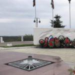 В Кирове порывы сильного ветра погасили Вечный огонь
