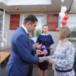 Семьи из Юрьянского района получили ключи от шести новых квартир