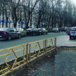 В Кирове столкнулись четыре машины