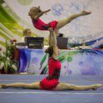 В Кировской области более 300 спортсменов приняли участие в соревнованиях по спортивной акробатике