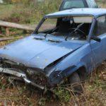 В Куменском районе «ВАЗ» опрокинулся в кювет: водитель госпитализирован