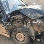В Слободском районе пьяный водитель «ВАЗа» врезался в «Лэнд Ровер» и скрылся