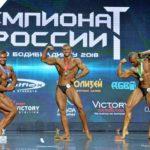 Кировчанин привез золотую медаль с всероссийских соревнований по бодибилдингу