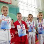 Кировские спортсмены успешно выступили на турнире по универсальному бою
