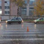 В Кирово-Чепецке водитель «Хендэ» сбил женщину с 5-летним ребенком на пешеходном переходе