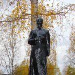 В Кировской области открыли еще один памятник Дзержинскому