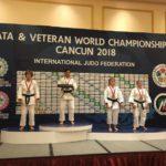 Сотрудница УФСИН по Кировской области стала призером чемпионата мира по дзюдо
