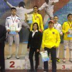В Кирове завершились всероссийские соревнования по фехтованию на шпагах
