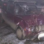 В Слободском районе столкнулись «ГАЗ» и «ВАЗ»: травмирован 22-летний молодой человек