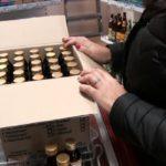 В Кирове полицейские изъяли алкоголь и  жидкость двойного назначения, которыми торговали незаконно