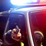 На Победиловском тракте пьяного лихача остановили стрельбой из табельного оружия