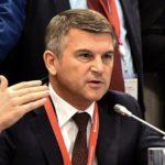 Игорь Маковский представил министру МЧС России предложения по расширению сотрудничества при ликвидации последствий чрезвычайных ситуаций