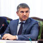 Замминистра энергетики Андрей Черезов провел рабочую встречу с гендиректором МРСК Центра Игорем Маковским