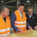 Мурашинский фанерный завод планирует увеличить объемы производства в два раза