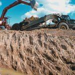 В Немском районе мастер строительной компании незаконно добыл песка на сумму более 4 млн рублей
