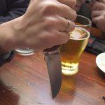 В Кирове мужчина в ходе ссоры порезал посетителя кафе